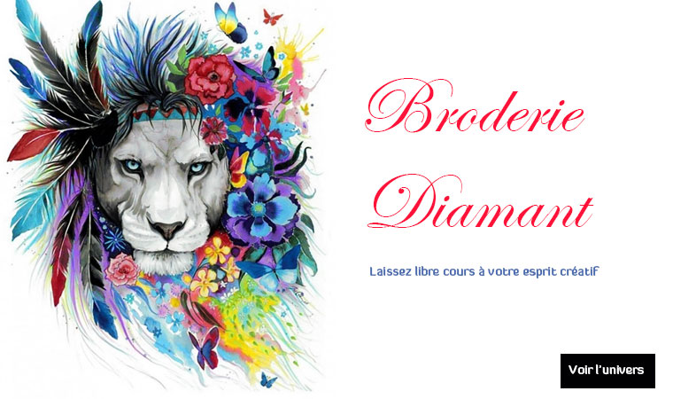broderie diamant painting