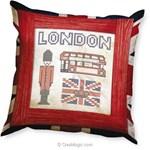 Coussin London - Marie Coeur