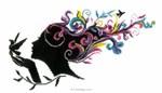 FFille aux cheveux fleurs  7.0 - Lanarte