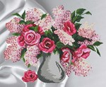 Roses et Lilas - Princesse