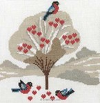 Arbre aux oiseaux - Princesse