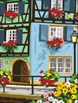 Couleurs d'alsace - Margot