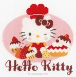 Les gourmandises d'Hello Kitty - Vervaco
