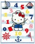 Hello kitty marine et les chiffres - Vervaco