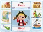Le petit pirate - Vervaco