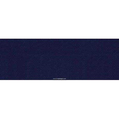 Biais Jersey coton Bob 20M replié en 2 de largeur 20-9.5mm - Bleu marine - Fillawant