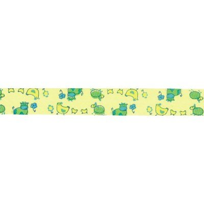Biais animaux de la ferme piécette de 3M replié en 2 de largeur 20-9.5mm - Fillawant