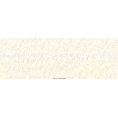 Biais Jersey coton Bob 20M replié en 2 de largeur 20-9.5mm Ecrue - Fillawant