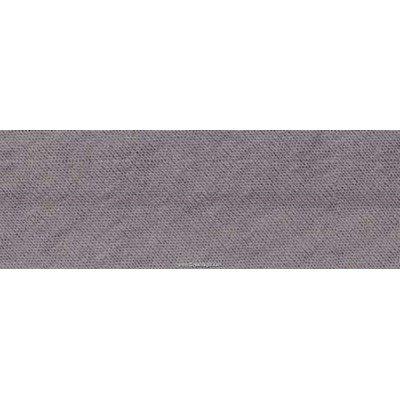 Biais Jersey coton Bob 20M replié en 2 de largeur 20-9.5mm - Gris - Fillawant