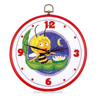 Horloge Maya au clair de lune - Vervaco
