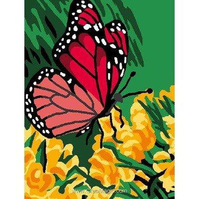 Papillon Rouge - Luc Création