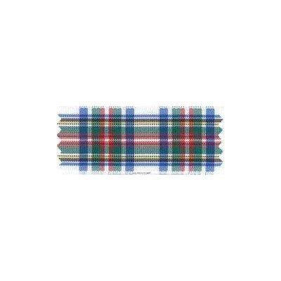 Ruban ecossais 2 largeur 16mm - Fillawant