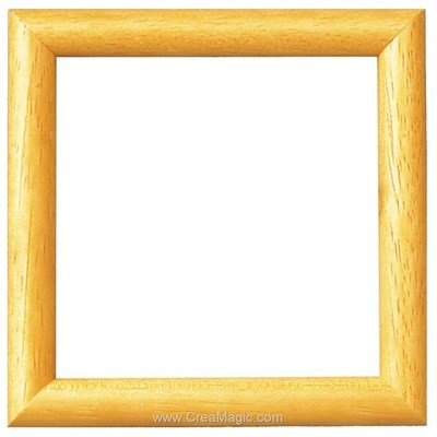 Cadre en bois  8 x 8 cm - Vervaco