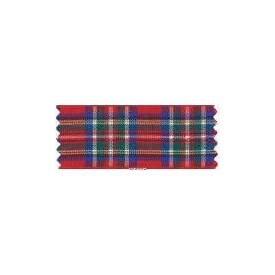Ruban ecossais 1 largeur 10mm - Fillawant