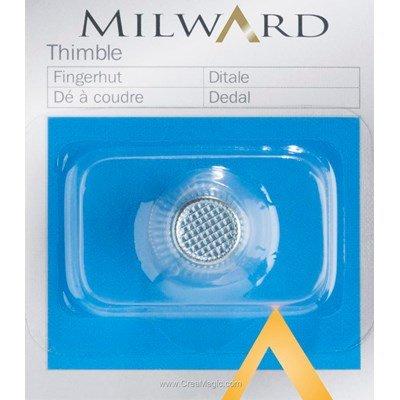 Dé à coudre 17 mm - Milward