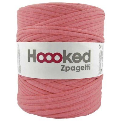 Hoooked Zpagetti Rose Rouge - DMC
