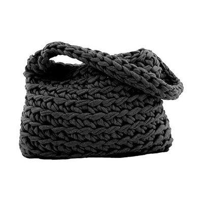 KIT HOOOKED DEBUTANT LUCCA Noir - DMC