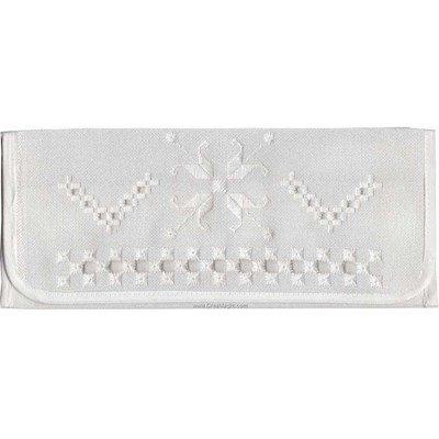 Pochette serviette fleur - Princesse