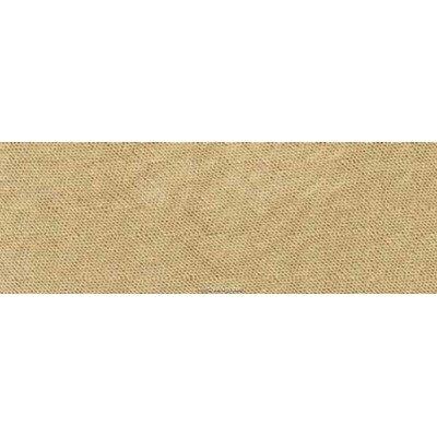 Biais Jersey coton Bob 20M replié en 2 de largeur 20-9.5mm - Beige - Fillawant