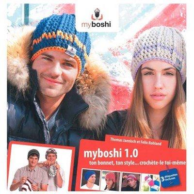Livre MyBoshi 15037 15 créations - DMC