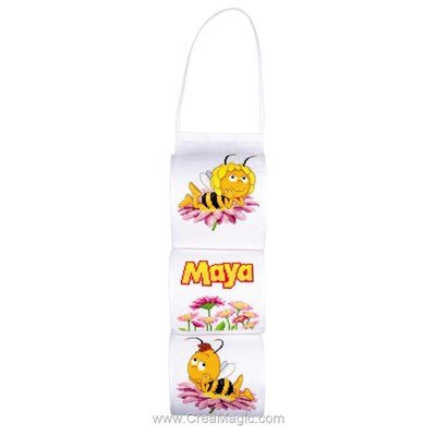 Range papier toilette Maya & Willy - Vervaco