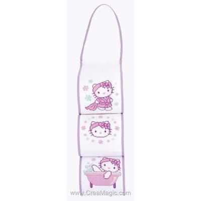 Range papier toilette  Hello Kitty - Vervaco