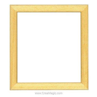 Cadre en bois clair 21 x 23 - Vervaco