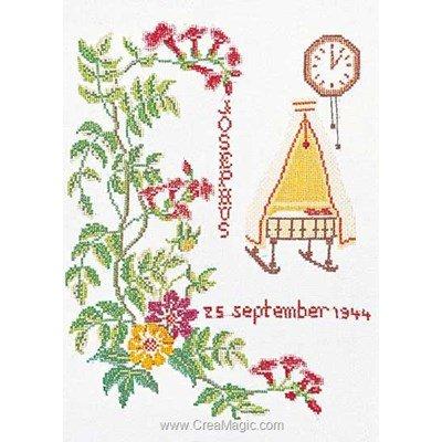 Kit septembre sur lin - Thea Gouverneur