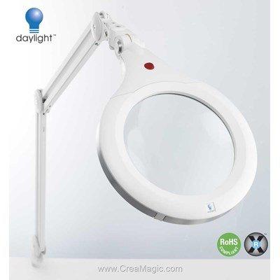 Lampe loupe à led ulta slim xr - E25080 chez Daylight