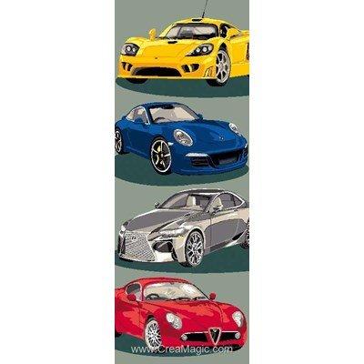 Canevas Luc Création passion voitures