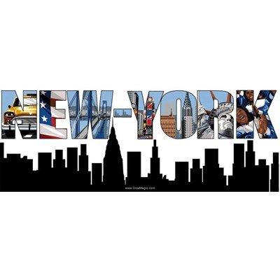 Ville de new-york canevas - SEG