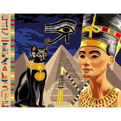 Canevas Luc Création egypte antique