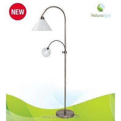 Lampe de travail sur pied EN1108 chez Naturalight