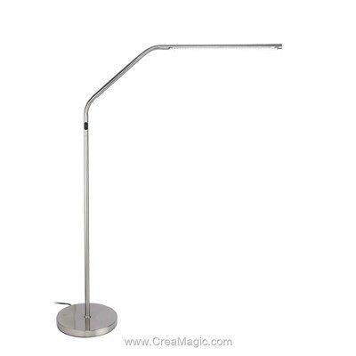 Lampe sur pied slimline à led - E35117 chez Daylight