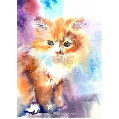 Kit broderie diamant kitten de Collection d'art