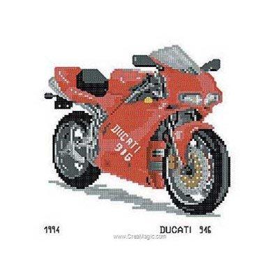 Ducati la broderie - Luc Création