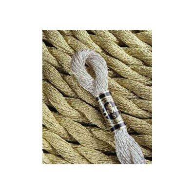 Coton perlé métallisé dmc art. 315 n°5