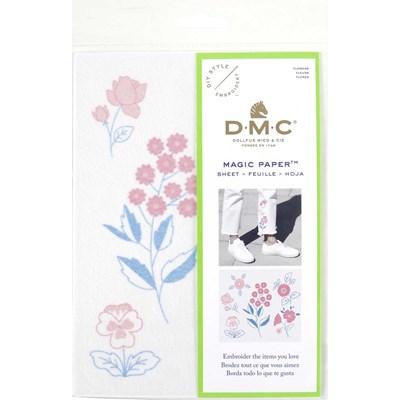Fleurs feuille magique - costum by me ! de DMC
