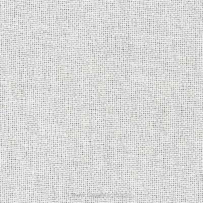 Toile etamine murano 12.6 fils blanc (100) de Zweigart