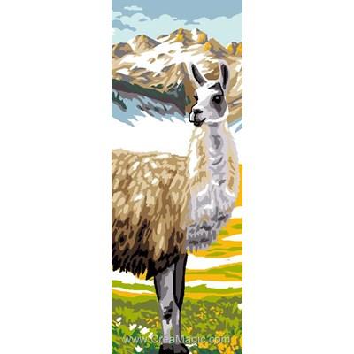 Lama canevas - Luc Création