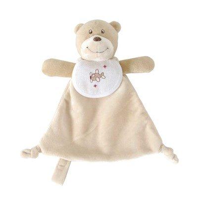 Peluche mon teddydou plat à broder de DMC