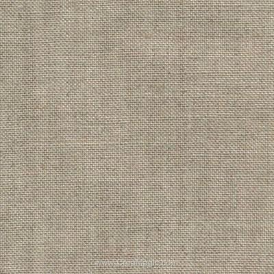 Toile lin bristol 18 fils naturel (53) de Zweigart