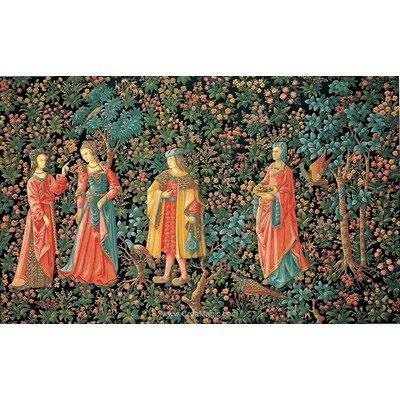 Canevas tapisserie de la loire - Margot