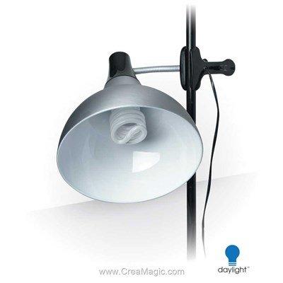 Lampe studio artiste sur pince - E31475 chez Daylight