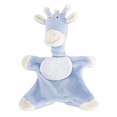 Peluche girafe bleu à broder de DMC