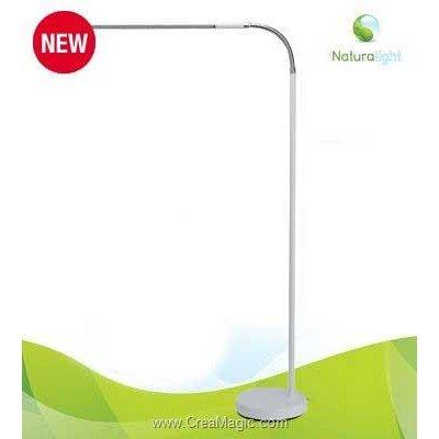 Lampe led flexible dur pied EN1130 de Naturalight