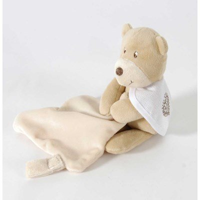 Doudou pour bébé teddydou douceur à broder - DMC
