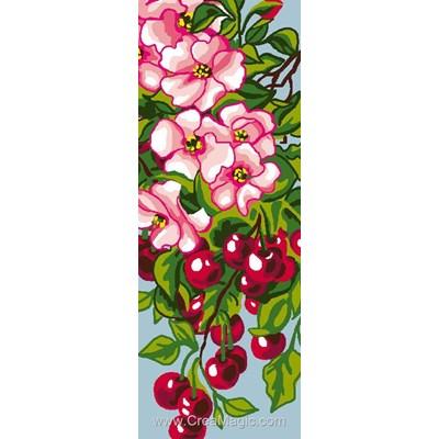 Cerisier canevas de Luc Création