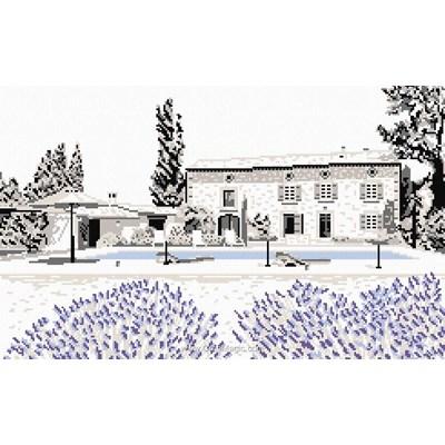 Kit maison provençale de Marie Coeur