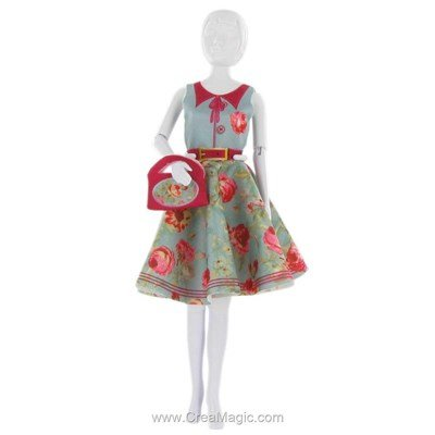 Patron peggy peony DRESS YOUR DOLL